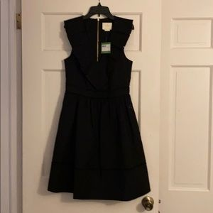 Kate Spade black dress. Comes to above the knee